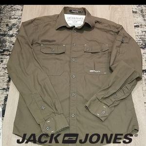 Jack & Jones button shirt